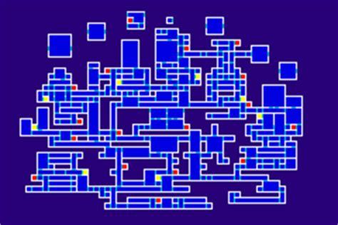 video game atlas gba maps