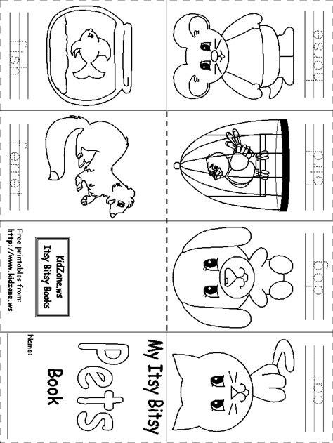 itsy bitsy book pets pets theme pets preschool books 429 | a0977569bfc89a94393bf4e8b1bc0edd