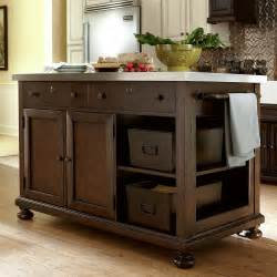 moveable kitchen islands 15 amazing movable kitchen island designs and ideas interior design inspirations
