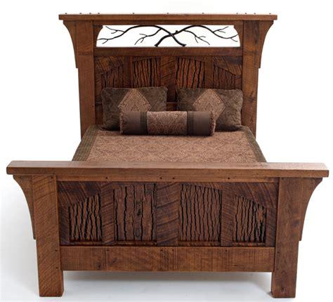 log bedroom furniture rustic bedroom furniture log bed mission beds burl wood Rustic