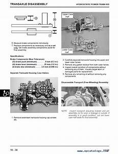 John Deere Lawn  U0026 Garden Tractor Tm1769 Pdf Manual