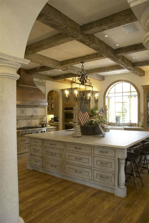country kitchen island ideas 20 country kitchens with character decoholic