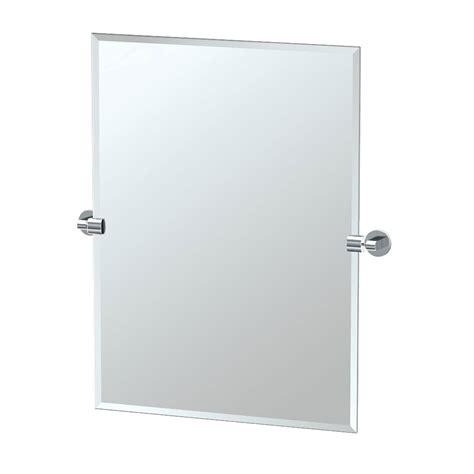 Tilting Bathroom Mirror Chrome by 19934109s 055