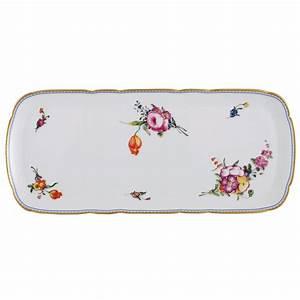 Plat à Cake : plat cake bernardaud a la reine l003 95 ~ Teatrodelosmanantiales.com Idées de Décoration