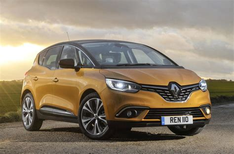 Renault Scenic and Grand Scenic Hybrid Assist models now ...