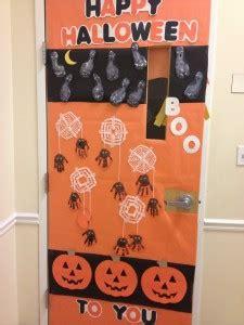 preschool halloween door decorations door decoration idea crafts and worksheets for 370
