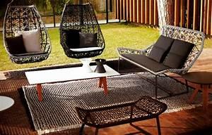 mobilier de jardin design original par patricia urquiola With mobilier de jardin moderne