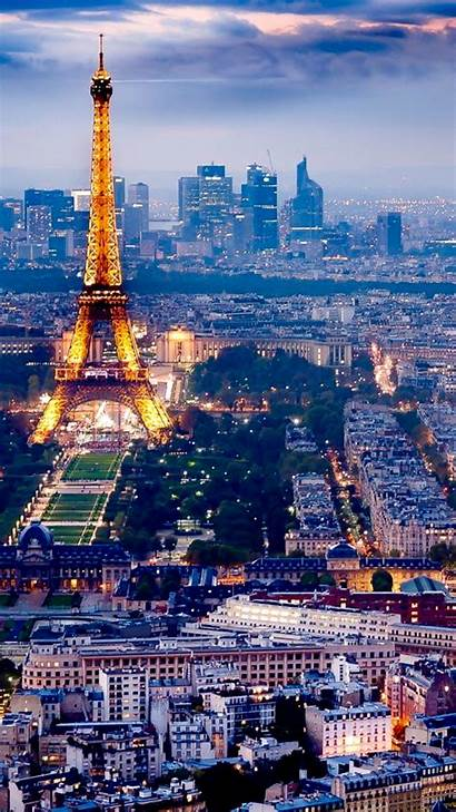 Paris Iphone Eiffel 3wallpapers Jour Wallpapers Lights
