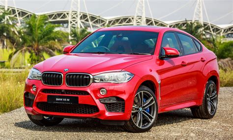 Second-gen Bmw X6 M Launched In Malaysia