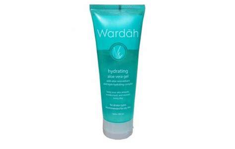 Harga Wardah Aloe Vera Gel Alfamart review wardah hydrating aloe vera gel til cantik
