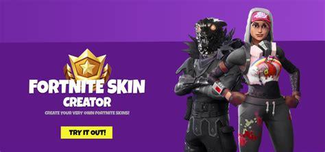 fortnite skin creator how to create your own fortnite skin concept fortnite