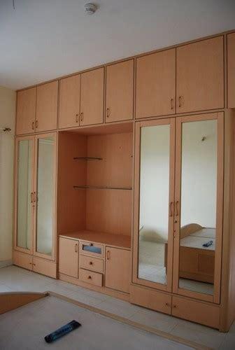 plywood bedroom wardrobe lii