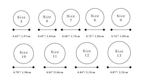 measure engagement ring size blog viking workshopcom