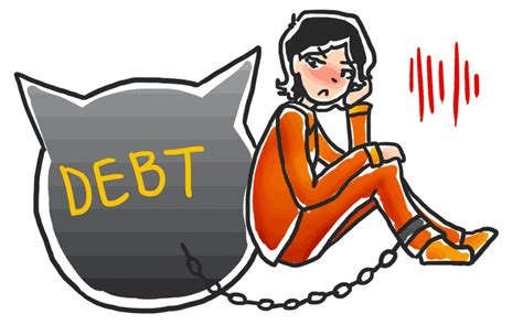 Can A Debt Collector Have Me Arrested?