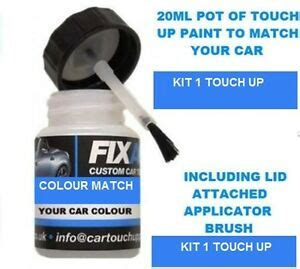 audi touch up paint all colours available a1 a2 a3 a4 a6 a7 rs ebay