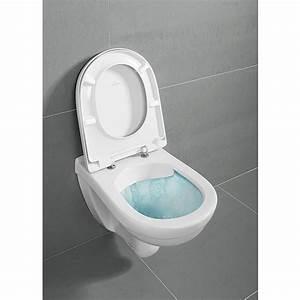 Villeroy Und Boch Wand Wc : villeroy boch sp lrandloses wand wc targa style directflush mit wc sitz tiefsp ler wei ~ Buech-reservation.com Haus und Dekorationen