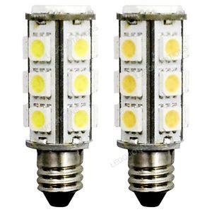 dc 12v e11 base led light 3w 18 smd 5050 bulb l