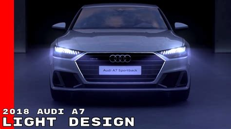 2019 Audi A7 Headlights by 2018 Audi A7 Light Design