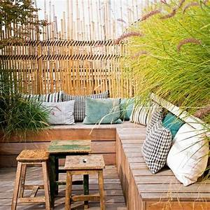 60 photos comment bien amenager sa terrasse With attractive idee pour amenager son jardin 0 60 photos comment bien amenager sa terrasse