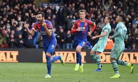 Crystal Palace vs Arsenal Prediction and Betting Preview ...