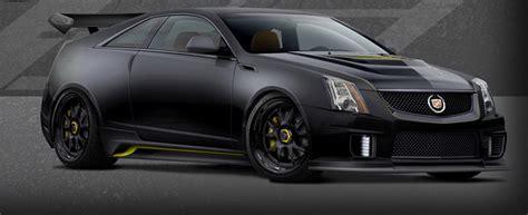 Cadillac Ctsv Coupe Le Monstre To Terrorize Las Vegas