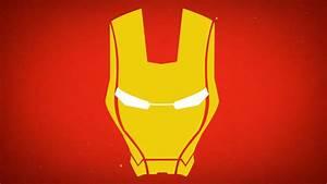 Iron Man Flat Wallpaper by pajacyk200 on DeviantArt