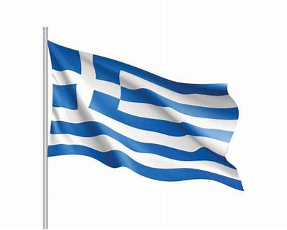 Flag Greece Greek National Country Colors Official
