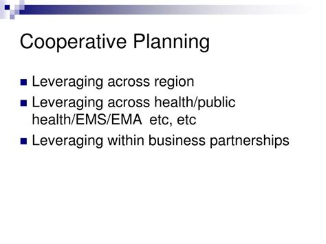 disaster planning  hospitals powerpoint