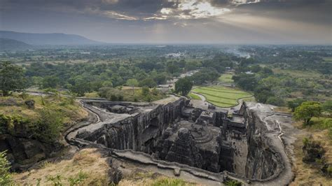Cannabis Preserved India's Ancient Ellora Caves From Decay
