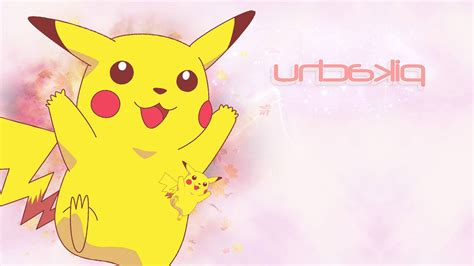 Anime Pikachu Wallpaper - pikachu wallpapers hd groovy wallpapers