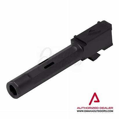 Barrel Glock Ported Agency 19c Arms Premier