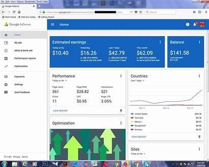 Adsense Earnings Revenue Proof Promotion Increase Safe