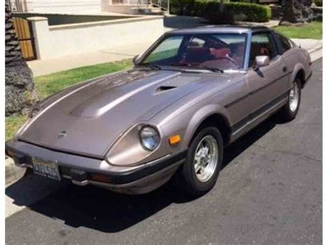 1982 Datsun 280zx For Sale 1982 datsun 280zx for sale classiccars cc 864028