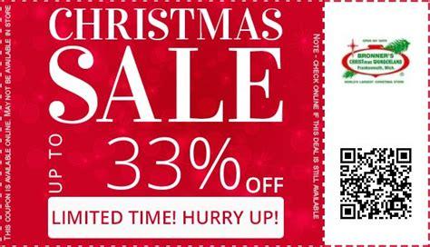 christmas lights etc coupon bronner 39 s christmas wonderland coupons promo codes