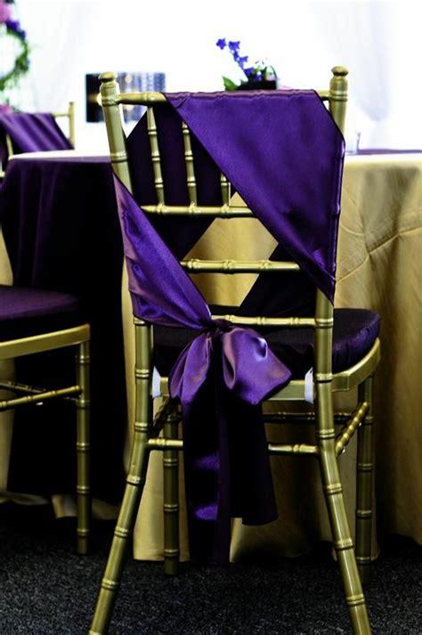 noeuds de chaise idées déco avec un noeud de chaise