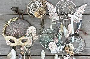 Dream Catcher Tutorials DIY Projects Craft Ideas & How To