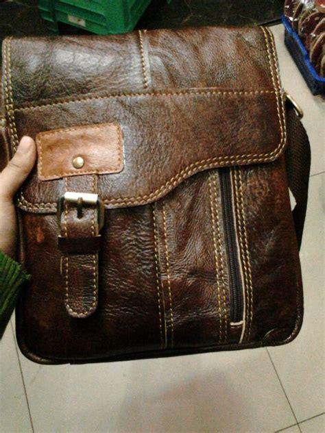 jual tas kulit asli dari garut tas kulit asli garut