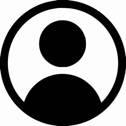 Circle Icon Person Profile User Boss Svg