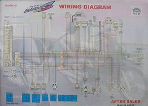 Honda Wave 125i Wiring Diagram