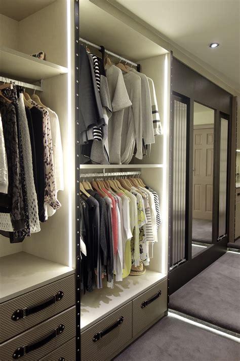 bespoke fitted wardrobes luxury walk  wardrobes