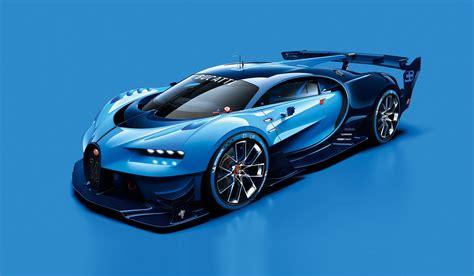 Bugati Car : Bugatti Vision Gran Turismo At Frankfurt Motor Show