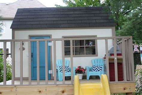 ana white  playhouse project diy projects