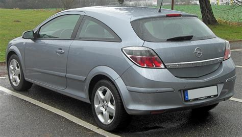 Opel Astra 2007 by Problema Motor Coche Opel Astra Gtc Mod 2007 Forocoches