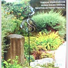 Style Craft Garden Accents Wind Catcher  Garden Ftempo