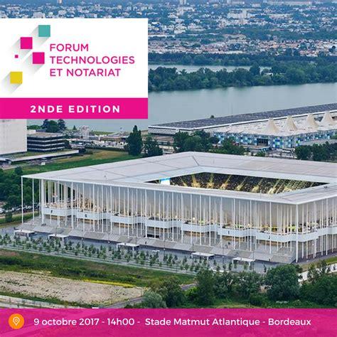 Chambre Notaires Gironde - genapi présent au forum technologies et notariat de