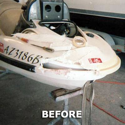 Fiberglass Boat Repair Phoenix by Fiberglass Boat And Jetski Repair Sun Valley Fiber Glas