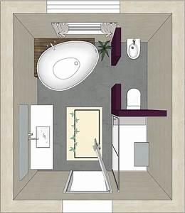 Badplanung Kleines Bad : badplanung mit freistehender badewanne die an ein podest ~ Michelbontemps.com Haus und Dekorationen