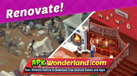homescapes  apk mod    android