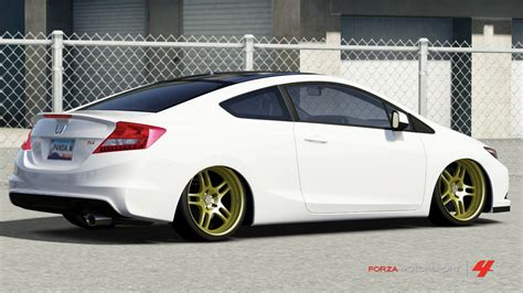 gen civic  coupe  forza