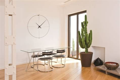 mooie klok interieur grote wandklok in je interieur wilhelmina designs